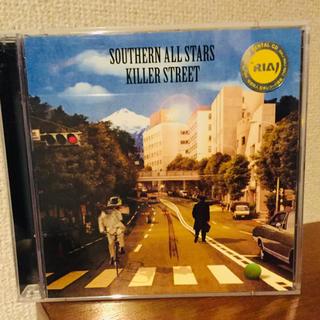 エスエーエス(SAS)のサザンオールスターズ キラーストリート CD(ポップス/ロック(邦楽))