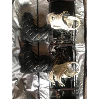 ノーベンバー(NOVEMBER)のakys様専スノーボード ボード 板 ブーツ ビンディング ウェア(ボード)