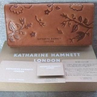 b303d4388c78 キャサリンハムネット(KATHARINE HAMNETT)の新品箱付□キャサリン・ハムネット