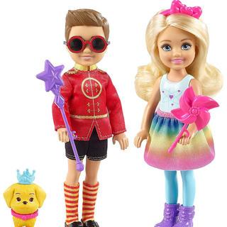 バービー(Barbie)のバービークラブ チェルシー(ぬいぐるみ/人形)