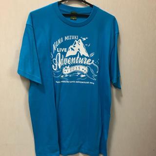 水樹奈々 Tシャツ(Tシャツ)