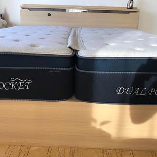 ニトリ(ニトリ)のニトリ 引き出し付きのクイーン ベッド(クイーンベッド)