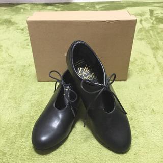 スタディオクリップ(STUDIO CLIP)のリボンブーティ  スタディオクリップ L(ローファー/革靴)