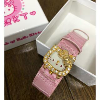 ティンクピンク(tinkpink)のハローキティ 腕時計(腕時計)