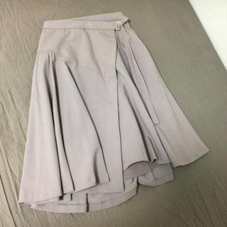 ココディール(COCO DEAL)のココディール❤️巻きスカート(ひざ丈スカート)