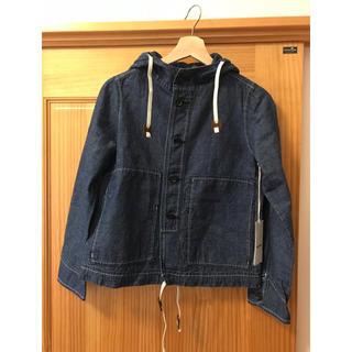 クアドロ(QUADRO)のquadro デニムのジャケット(ブルゾン)