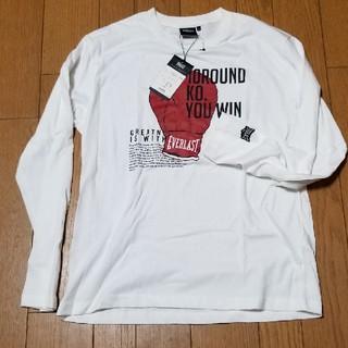 エバーラスト(EVERLAST)の長袖Tシャツ(Tシャツ/カットソー(七分/長袖))