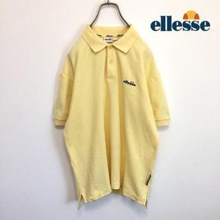 エレッセ(ellesse)の【大人気】90s ellesse エレッセ ポロシャツ(ポロシャツ)