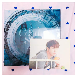 CNBLUE 5TH MINIALBUM Can't Stop ヨンファ