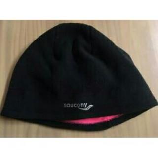 サッカニー(SAUCONY)のサッカニー saucony ニット帽(ニット帽/ビーニー)