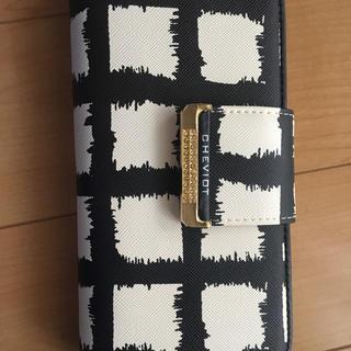 クロケットアンドジョーンズ(Crockett&Jones)のCHEVIOT 長財布(財布)
