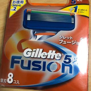 ジレット フュージョン5+1