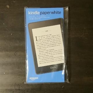 アップル(Apple)の【新品未開封】kindle paperwhite(電子ブックリーダー)