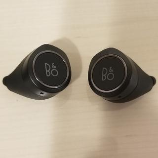 Beoplay e8 black(ヘッドフォン/イヤフォン)