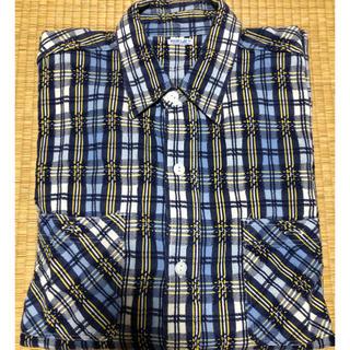 シュガーケーン(Sugar Cane)のSUGARCANE長袖チェックシャツ(シャツ)