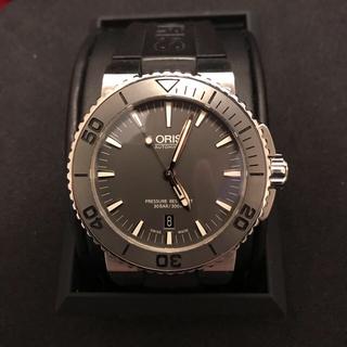 オリス(ORIS)のオリス アクイスデイト(腕時計(アナログ))