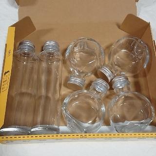 ハーバリウムボトル  6本セット(その他)