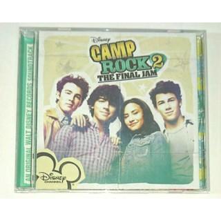 ディズニー(Disney)の『CAMP ROCK 2 THE FINAL JAM』CD 輸入盤(ポップス/ロック(洋楽))