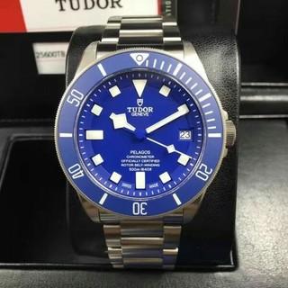 チュードル(Tudor)の【新品】 チュードル TUDOR 時計 ペラゴス 25600TB メンズ(腕時計)