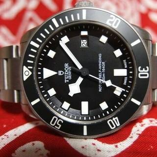 チュードル(Tudor)の【新品】 チュードル TUDOR 時計 ペラゴス 25500TN メンズ(腕時計)
