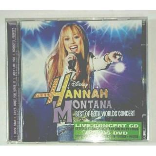 ディズニー(Disney)の『Best Of Both Worlds Concert』CD+DVD 輸入盤(ポップス/ロック(洋楽))
