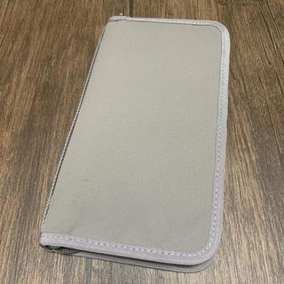 ムジルシリョウヒン(MUJI (無印良品))の無印パスポートケース(旅行用品)