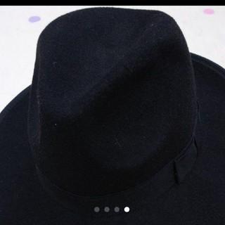 シマムラ(しまむら)の【新品】中折れハット  帽子 ハット(ハット)