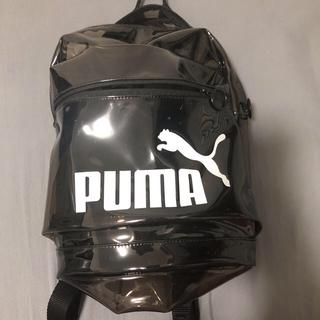 プーマ(PUMA)のPUMA クリアリュック(リュック/バックパック)