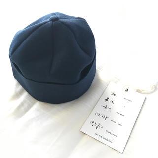 サンシー(SUNSEA)のsunsea   メルトン  チャオズハット 帽子(ハット)