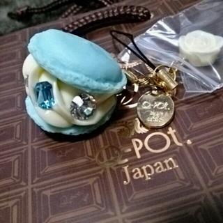 キューポット(Q-pot.)のANA×Q-POT 機内販売ストラップ(その他)