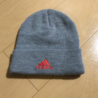 アディダス(adidas)のadidas ニット(ニット帽/ビーニー)