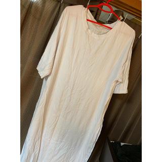 GU - 大きいサイズ レディース ロングTシャツ