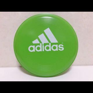 アディダス(adidas)のアディダス フリスビー  非売品 ノベルティ(ノベルティグッズ)
