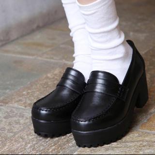ワンアフターアナザーナイスクラップ(one after another NICE CLAUP)のナイスクラップ ローファー(ローファー/革靴)