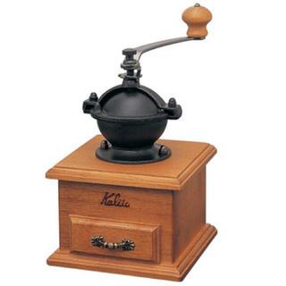 カリタ(CARITA)のkarita 手挽き コーヒーミル クラシックミル カリタ コーヒーメーカー(電動式コーヒーミル)