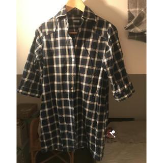 オリアン(ORIAN)のチェックシャツ(シャツ/ブラウス(長袖/七分))