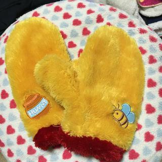 ディズニー(Disney)のくまのプーさん 手袋(手袋)