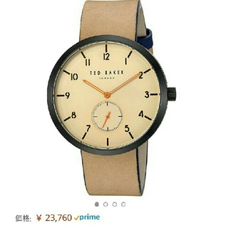 TED BAKER LONDON 腕時計 プレゼント ユニセックス