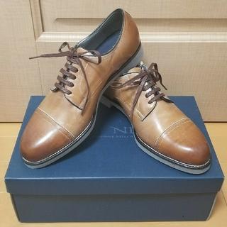 アルフレッドバニスター(alfredoBANNISTER)のalfredoBANNISTER 革靴 新品未使用 タグ付き(ドレス/ビジネス)