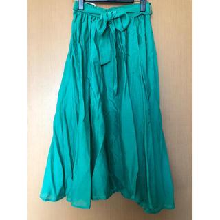 グラマラスガーデン(GLAMOROUS GARDEN)のグラマラスガーデン glamorousgarden ひざ丈スカート(ひざ丈スカート)