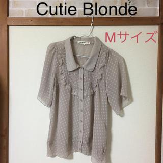 Cutie Blonde♡ Mサイズ