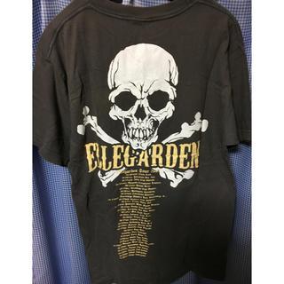スカルシット(SKULL SHIT)のELLEGARDENライブTシャツ(Tシャツ/カットソー(半袖/袖なし))