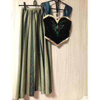 ディズニー(Disney)のアナ 戴冠式 ドレス(その他ドレス)
