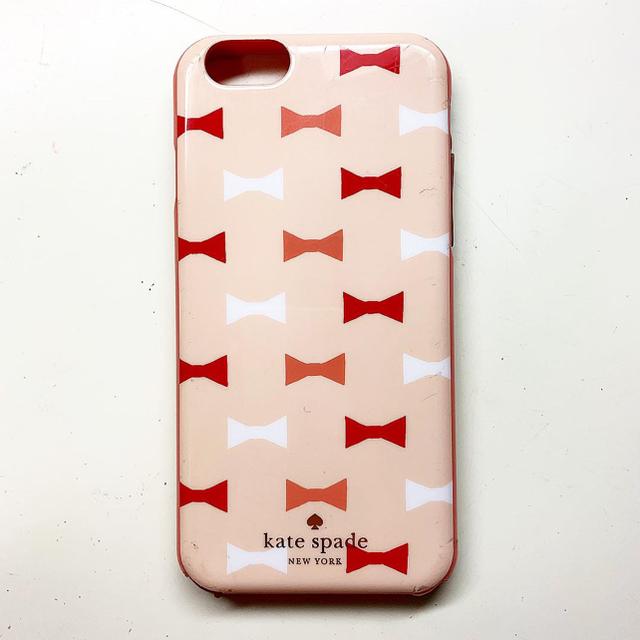 iphoneケース 印刷 - kate spade new york - ケイトスペード iPhoneケースの通販 by みな|ケイトスペードニューヨークならラクマ
