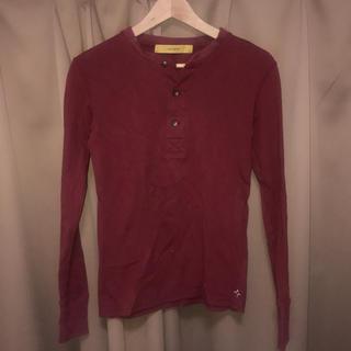 バックボーン(BACKBONE)のバックボーン ヘンリーネックカットソー(Tシャツ/カットソー(七分/長袖))