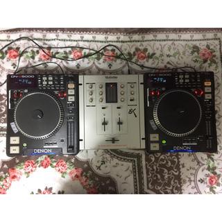 ターンテーブル DJセット(ターンテーブル)