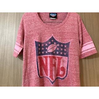 ジャンクフード(JUNK FOOD)のJUNK FOOD ★NFL Tシャツ レディースMサイズ(Tシャツ(半袖/袖なし))