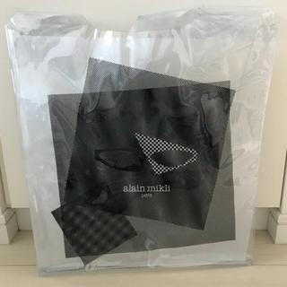 アランミクリ(alanmikli)の未使用 非売品 アランミクリ Alain Mikli トート バッグ (サングラス/メガネ)