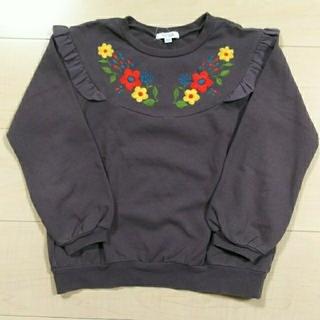 120 ☆ セラフ 刺繍トレーナー