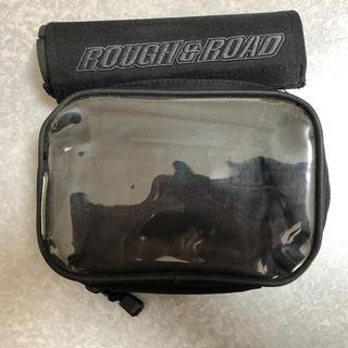 rough&road オフロード用タンクバッグ(モトクロス用品)